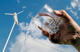 Resultado de imagen de Avances. Científicos israelíes extraen agua potable del aire