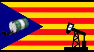 El petróleo detrás de la independencia de Cataluña